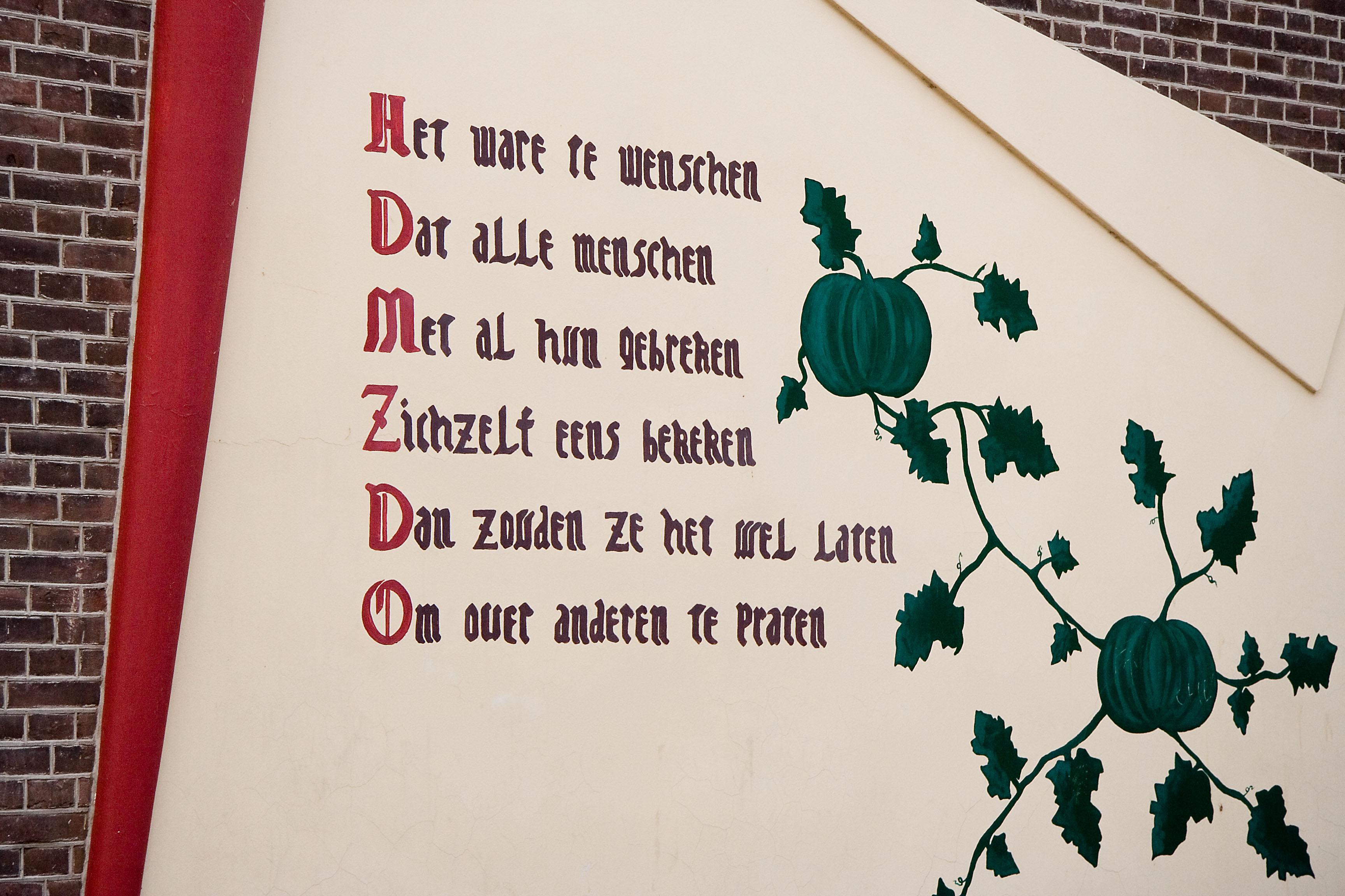 vierdaagse spreuken Aardige spreuk in Hoorn vierdaagse spreuken